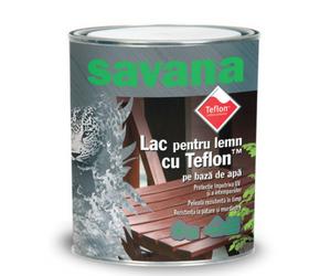 Tencuiala Decorativa Sticky.Lac Pentru Lemn Cu Teflon Pe Bază De Apă Savana Culoare